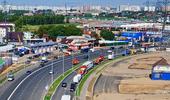 В 2017 году в Новой Москве построят 30 км автодорог