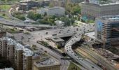 Власти Москвы потратят на дорожное строительство 409 млрд рублей
