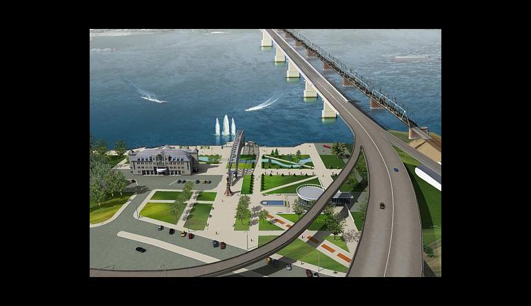 Правительственная комиссия одобрила проект платного моста в Новосибирске