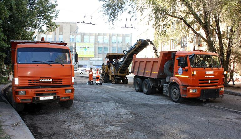 Развитие дорожной сети в Волгограде будет продолжено