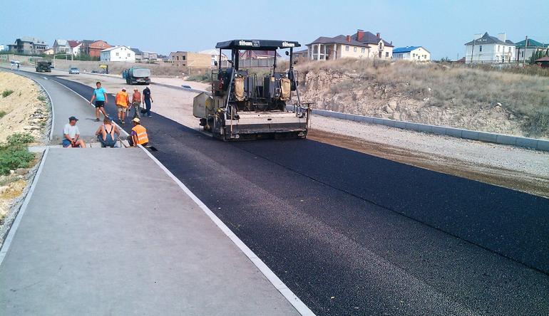 Севастополь получит почти миллиард на дорожное строительство
