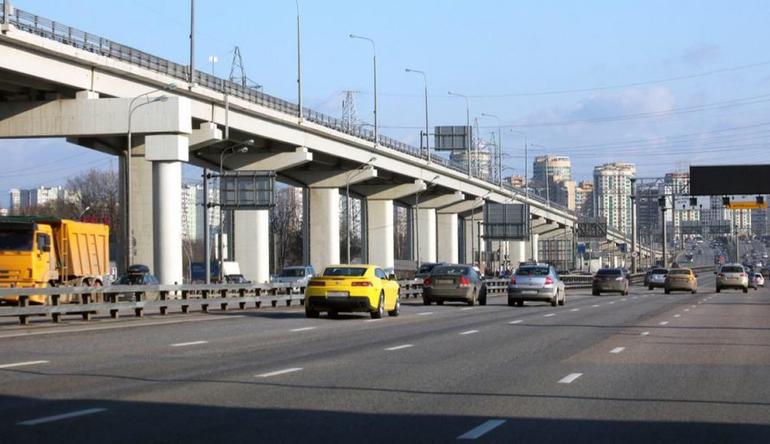 В столице завершилась одна из самых крупных дорожных строек