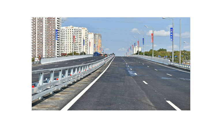 Как движется реконструкция Варшавского шоссе
