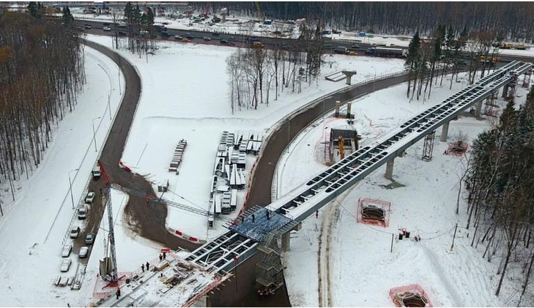 Объявлен конкурс на проект участка дороги Солнцево - Бутово - Видное