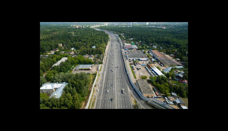 Прошел старт следующего этапа реконструкции трассы М-8