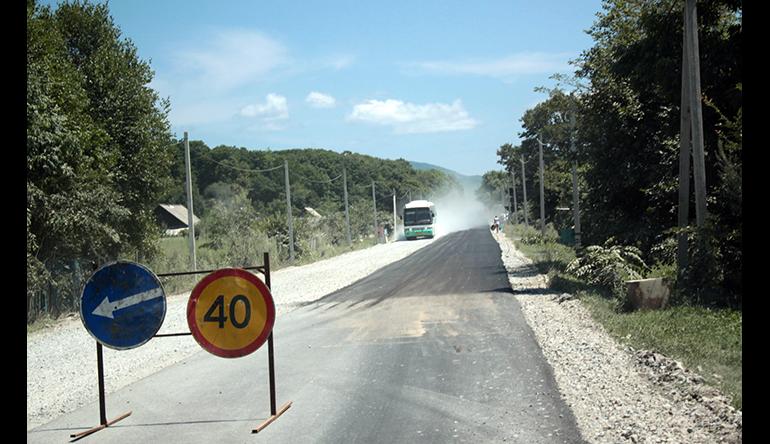Правительство выделило Приморью средства на дороги