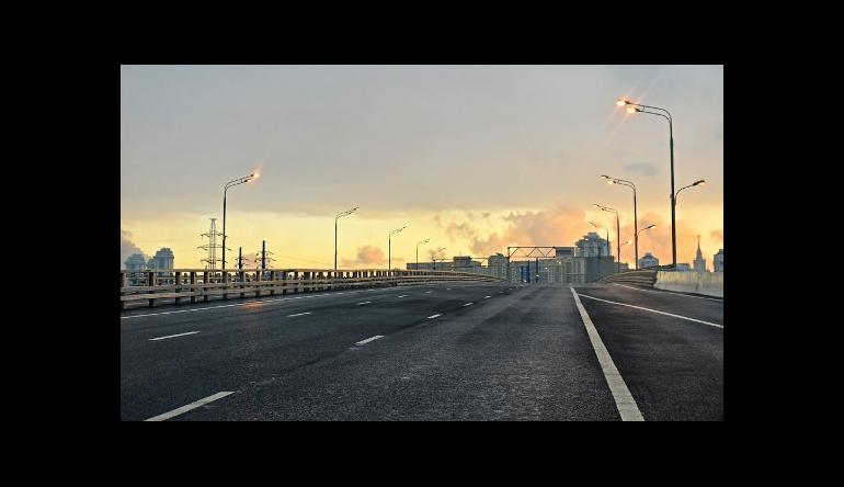 115 километров дорог будет построено в Москве