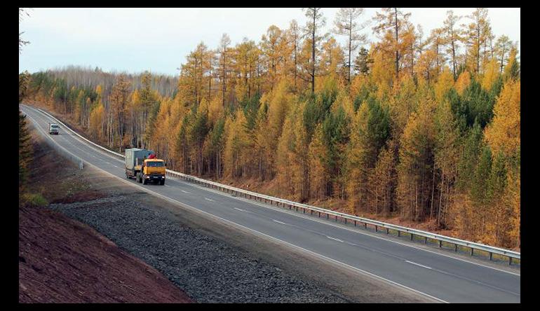 31 км трассы А-331 «Вилюй» сданы в эксплуатацию