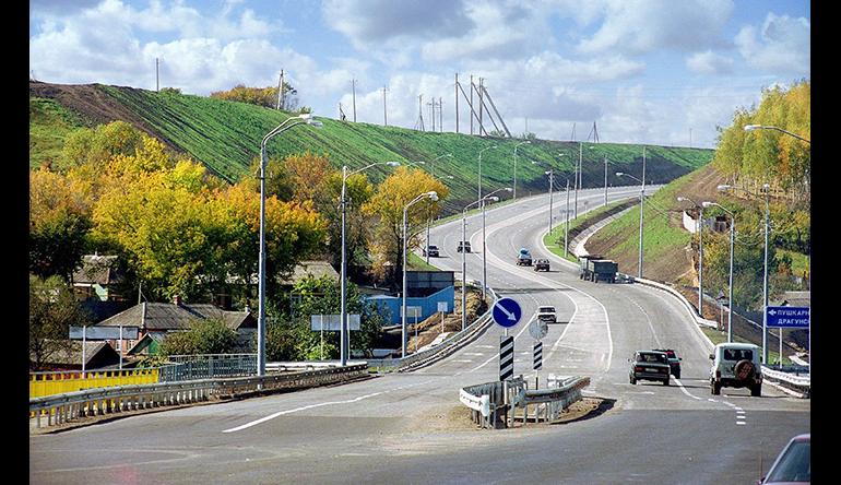Инвестиции в дороги Белгородской области