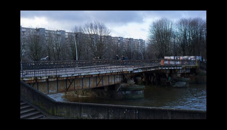 В марте начнется ремонт медового моста в Калининграде